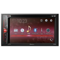 "Central Multimídia Automotiva Pioneer 6 "" AVH-A218BT Touchscreen Bluetooth"