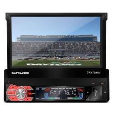 "Central Multimídia Automotiva Shutt 7 "" Daytona Touchscreen USB"