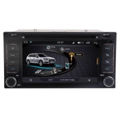 Central Multimídia Automotiva Winca S170 Toyota Hilux 2005 a 2011 Touchscreen Entrada para camêra de ré Bluetooth