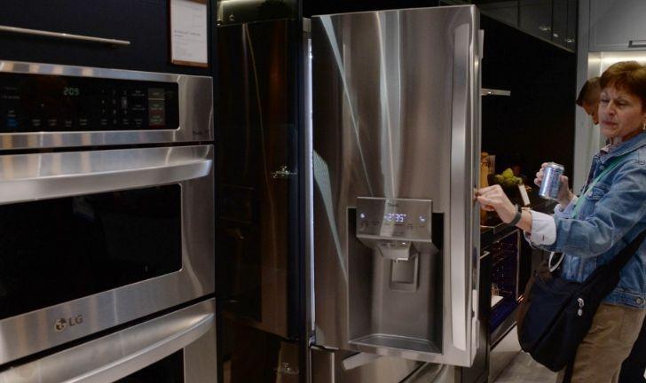 CES 2020: Lavadora, geladeira e fogão inteligentes na linha branca LG do futuro