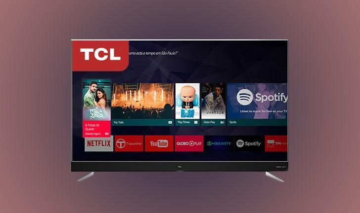 CES 2020: Tecnologia Mini-LED Vidrian para Smart TVs é apresentada pela TCL