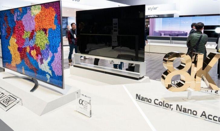 CES 2020: TV enrolável, nova linha 8K e muito mais! Confira as novidades da LG apresentadas na feira