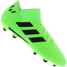 89e42080f275f Chuteira Campo Adidas Nemeziz Messi 18.3 Adulto