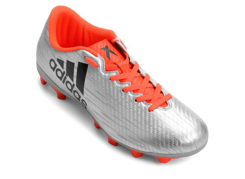 0c2d73448a Chuteira Adulto Campo Adidas X 16.4