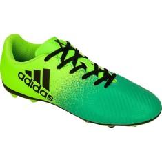 Chuteira Campo Adidas X 16.4 FXG Infantil 8d746b6b2688d