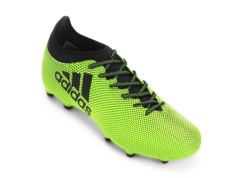 Chuteira Adulto Campo Adidas X 17.3 9b00005367f0f