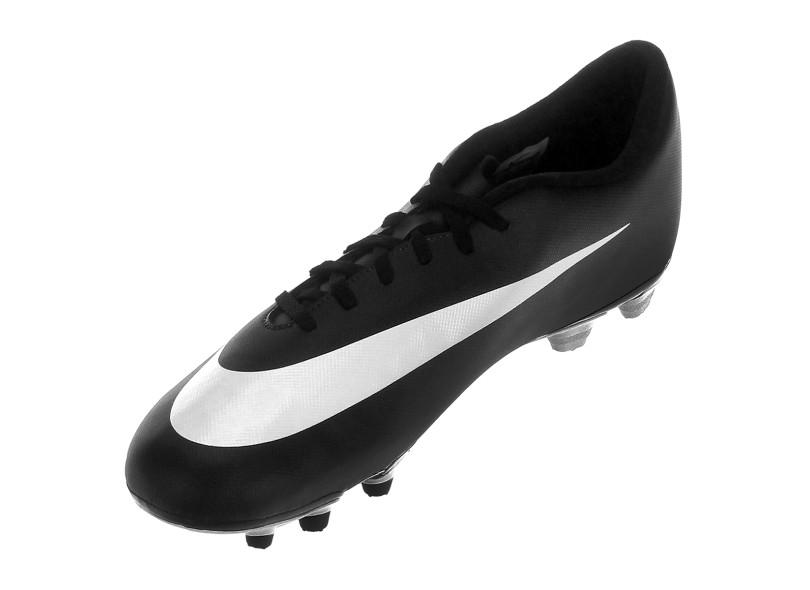 e31806db8b Chuteira Adulto Campo Nike Bravata FG