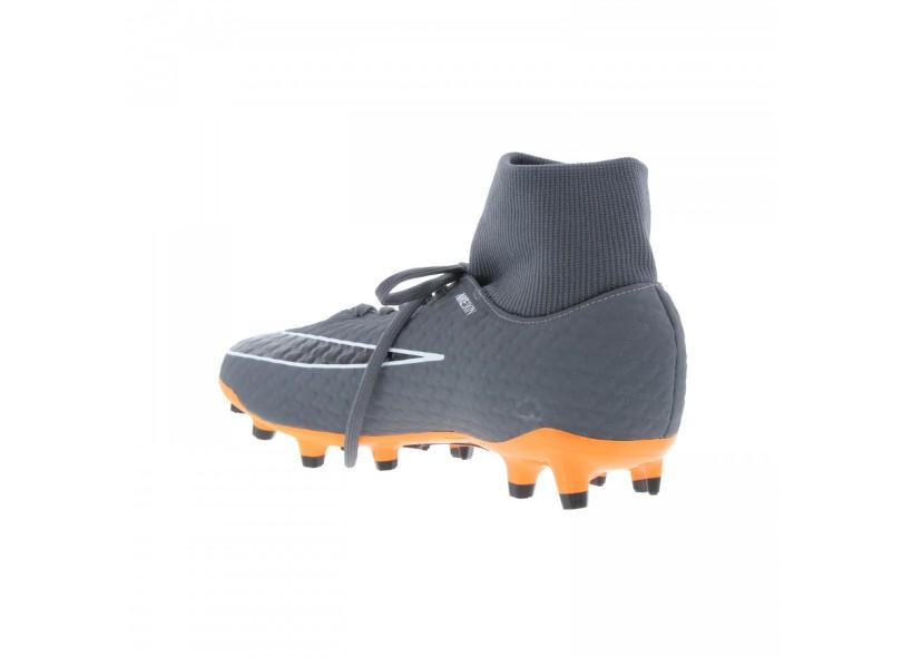 75a1fe5969ea2 Chuteira Adulto Campo Nike Hypervenom Phantom 3 Academy DF FG