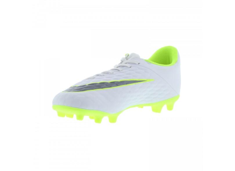 f6d58d66ea Chuteira Adulto Campo Nike Hypervenom Phantom 3 Club FG