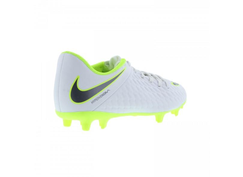 38965d0322 Chuteira Adulto Campo Nike Hypervenom Phantom 3 Club FG