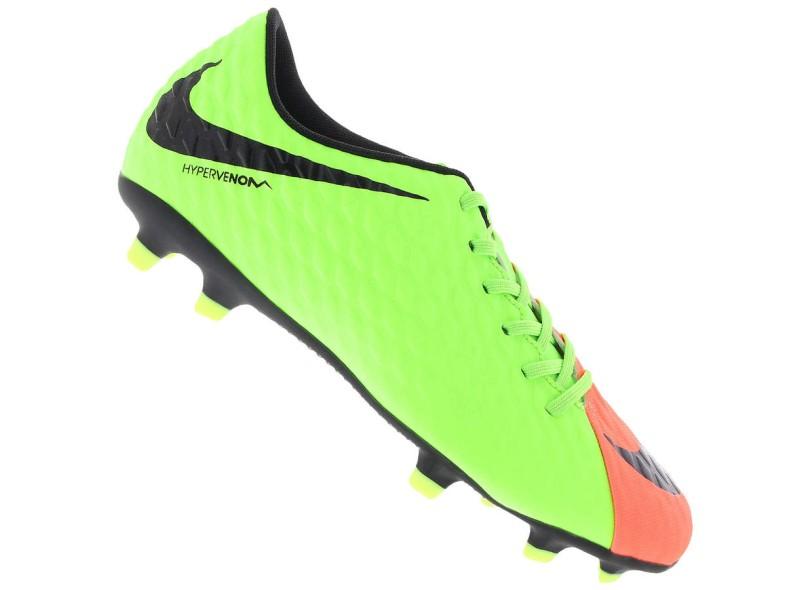 b8a189e955bb5 Chuteira Adulto Campo Nike Hypervenomx Phade III