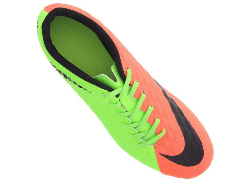 3c5b8243ed Chuteira Adulto Campo Nike Hypervenomx Phade III