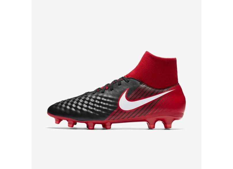 Chuteira Adulto Campo Nike Magista Onda II DF 7c9c8368fd613
