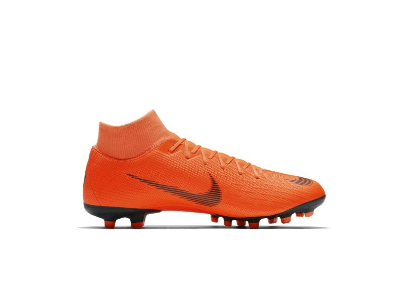 7c75eddeb8376 Chuteira Adulto Campo Nike Mercurial Superfly VI Academy
