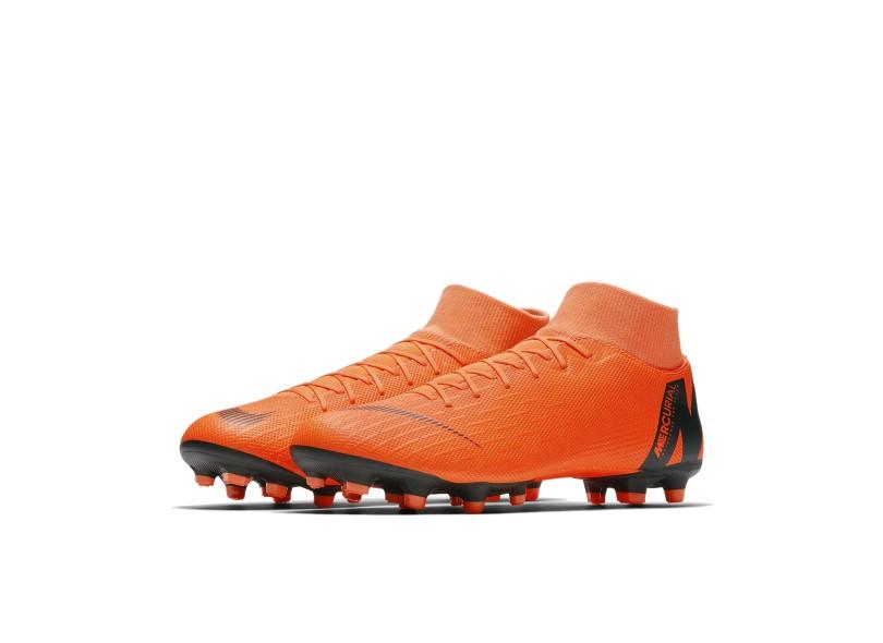 a7ece33ab49b2 Chuteira Adulto Campo Nike Mercurial Superfly VI Academy