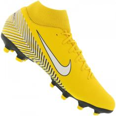 Chuteira Campo Nike Mercurial Superfly VI Academy Neymar Adulto
