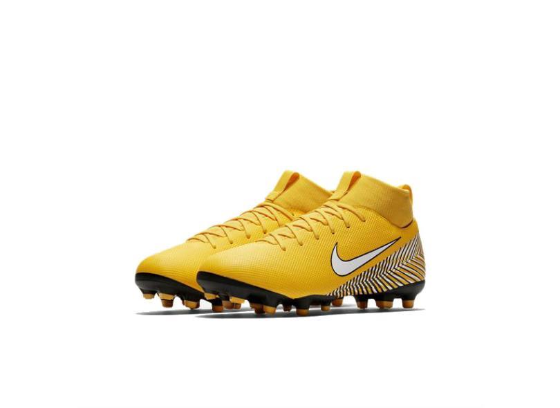 9a7b0884ae Chuteira Infantil Campo Nike Mercurial Superfly VI Academy Neymar