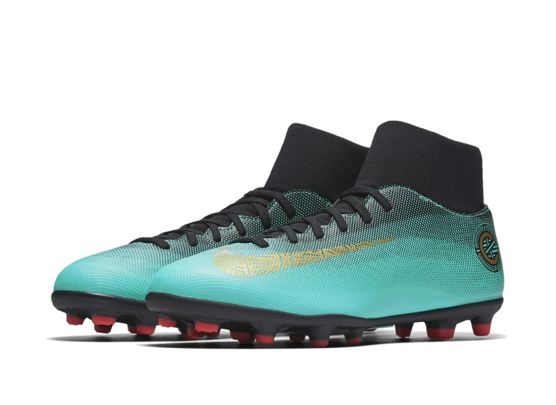 f18e018858 Chuteira Adulto Campo Nike Mercurial Superfly VI Club CR7