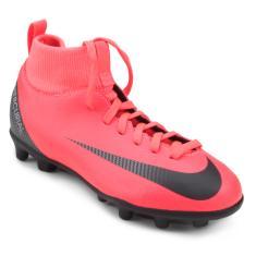 Chuteira Campo Nike Mercurial Superfly VI Club CR7 Infantil