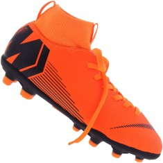 Foto Chuteira Campo Nike Mercurial Superfly VI Club Infantil