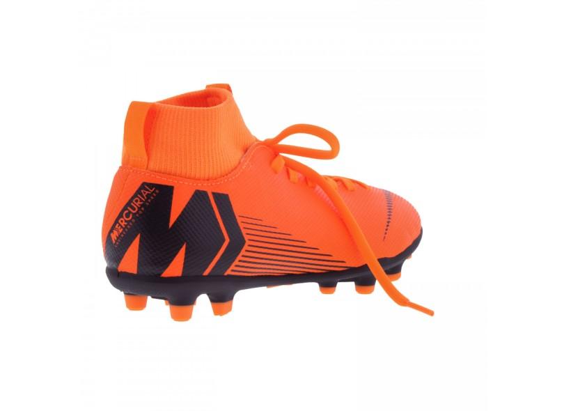 2ae7c51446 Chuteira Infantil Campo Nike Mercurial Superfly VI Club