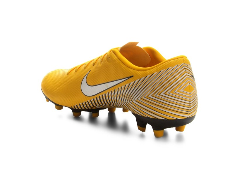 Chuteira Adulto Campo Nike Mercurial Vapor 12 Academy Neymar 9c8b24ccbc58e