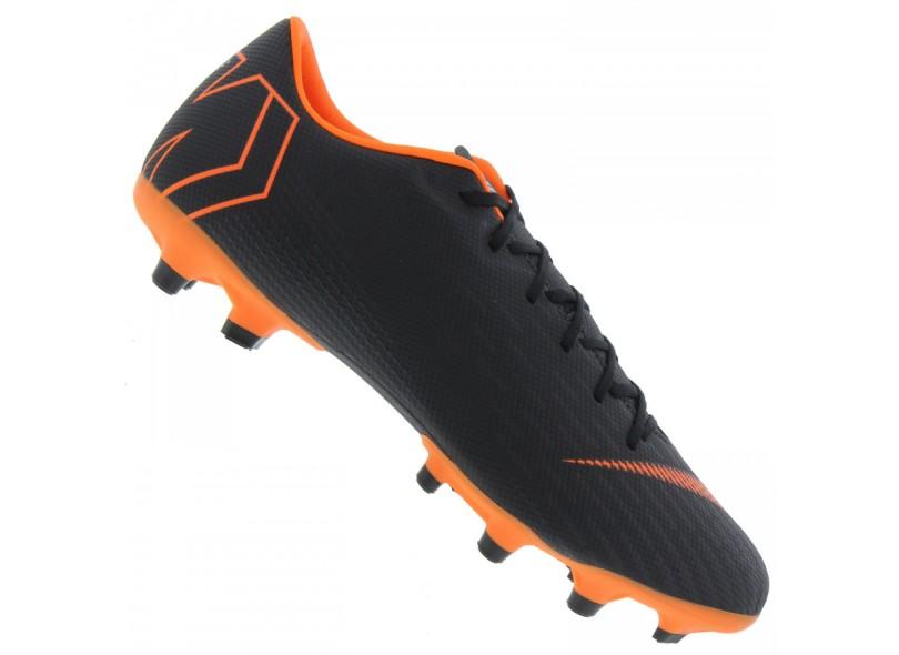 Chuteira Adulto Campo Nike Mercurial Vapor XII Academy MG 2e9469bb539da