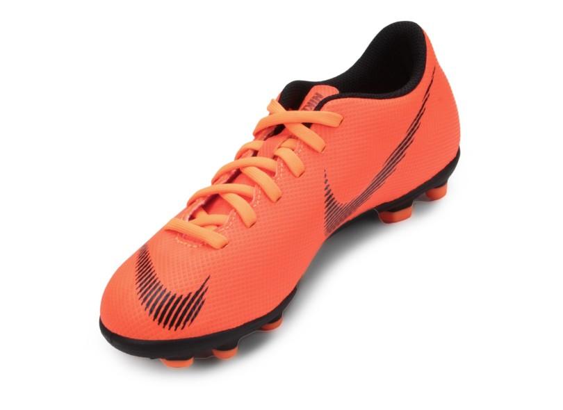 b55df015302 Chuteira Infantil Campo Nike Mercurial Vapor XII Club MG