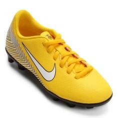 Chuteira Campo Nike Mercurial Vapor XII Club Neymar Infantil 561d7a7c22011