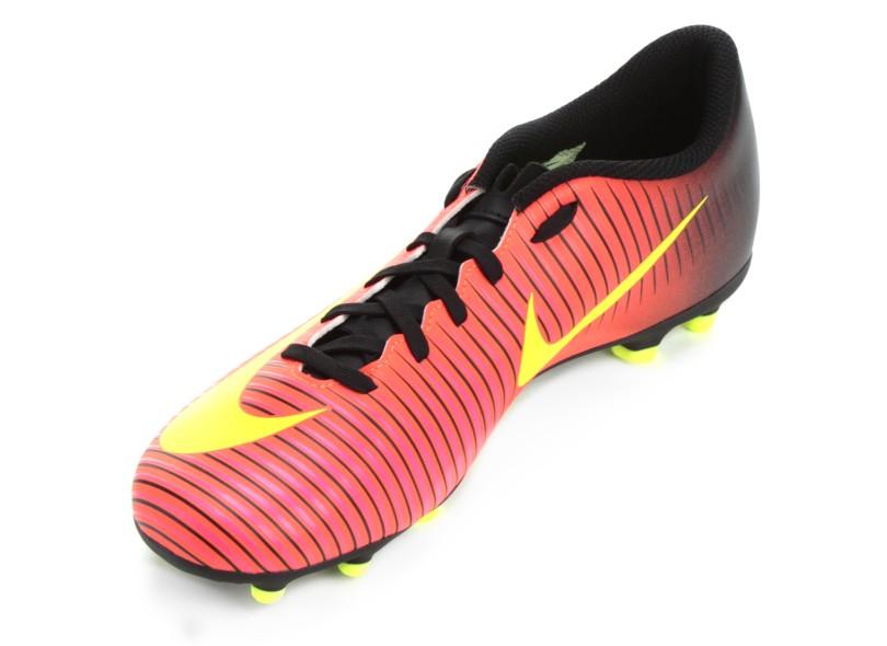 Chuteira Adulto Campo Nike Mercurial Vortex III FG 0e758ae5b3bb4