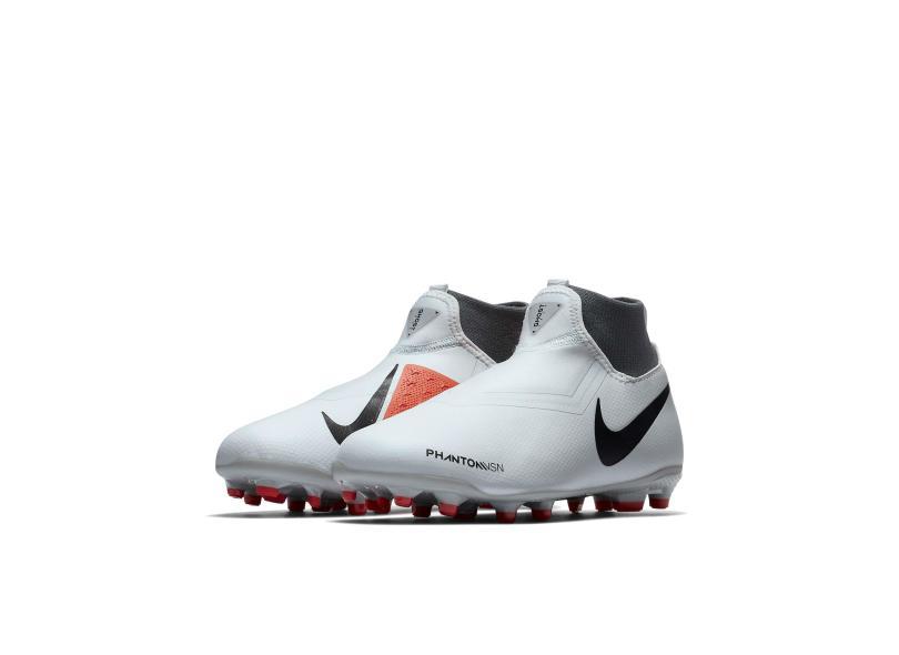 f70db8cf57 Chuteira Infantil Campo Nike Phantom Vision Academy
