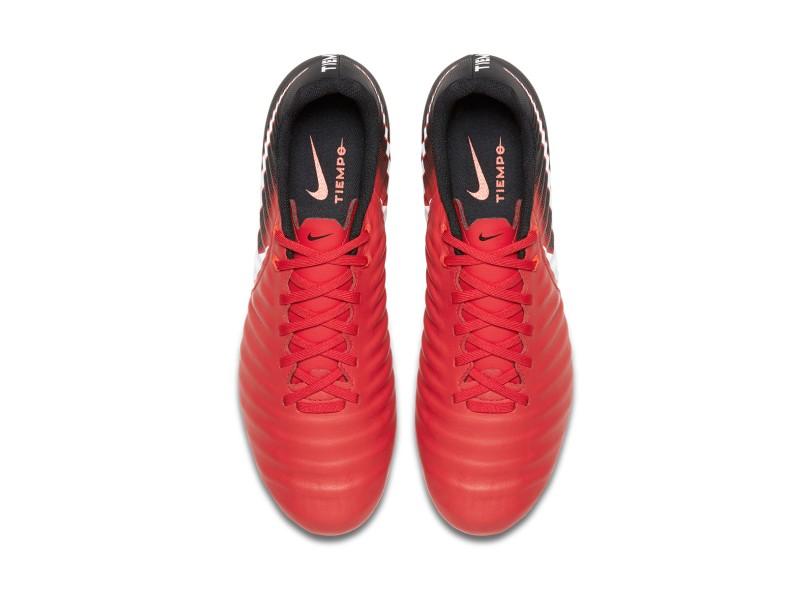 e514efe085 Chuteira Adulto Campo Nike Tiempo Ligera 4 FG
