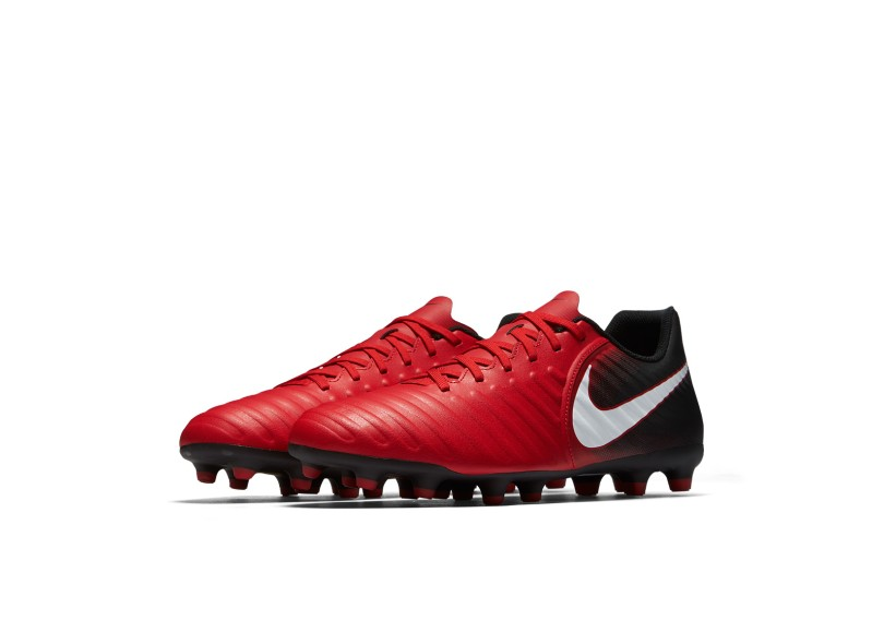 129bd77371 Chuteira Adulto Campo Nike Tiempo Rio IV FG