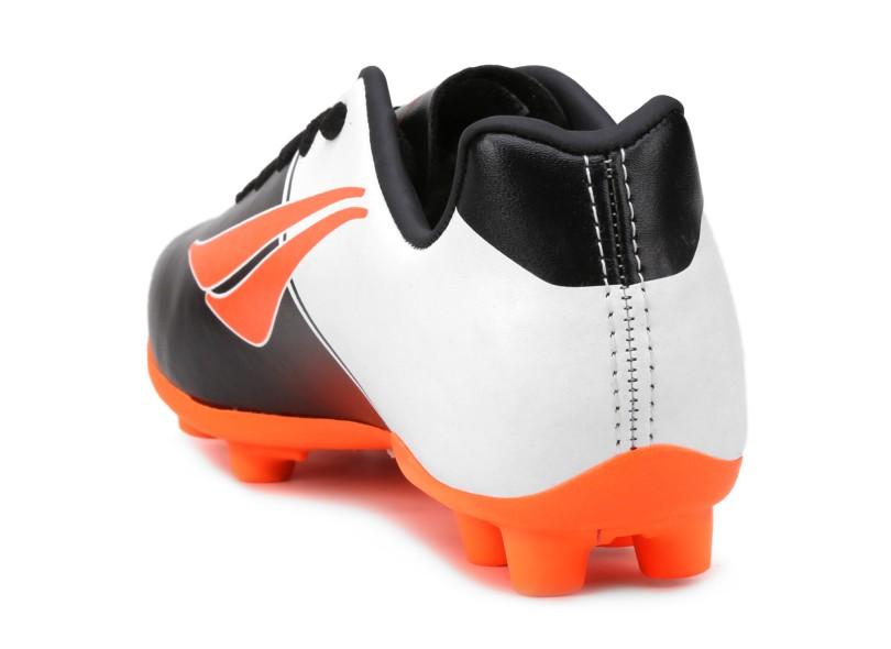 33f3bb74f118b Chuteira Infantil Campo Penalty K Soccer Matis VII