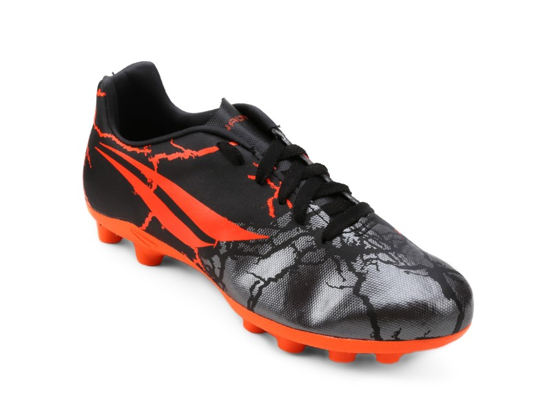 Chuteira Infantil Campo Penalty K Soccer RX VII c4d3ce54445b8