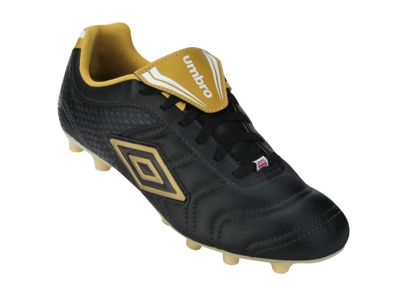 Chuteira Adulto Campo Umbro Attak 08f59657184
