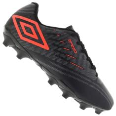 Chuteira Campo Umbro Speed IV Adulto