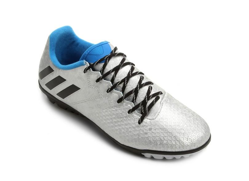Chuteira Adulto Society Adidas Messi 16.3 44471a61d8202