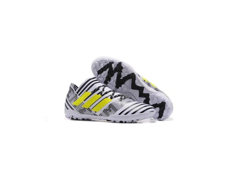 Chuteira Adulto Society Adidas Nemeziz 17.3 TF 20894b22a5f41