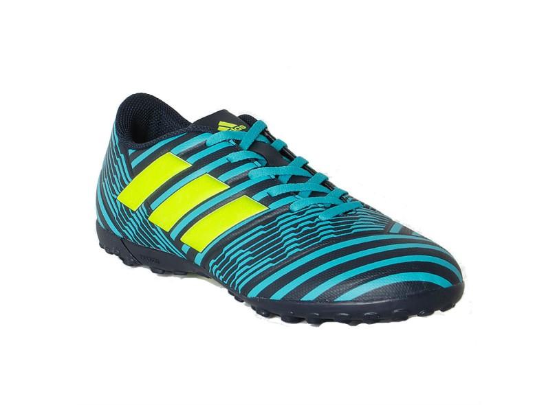Chuteira Adulto Society Adidas Nemeziz 17.4 TF 7ba345f814407