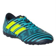 Chuteira Society Adidas Nemeziz 17.4 TF Adulto f3bba7784be05