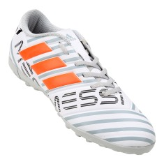 Chuteira Society Adidas Nemeziz Messi 17.4 Adulto b0425b4e8f386