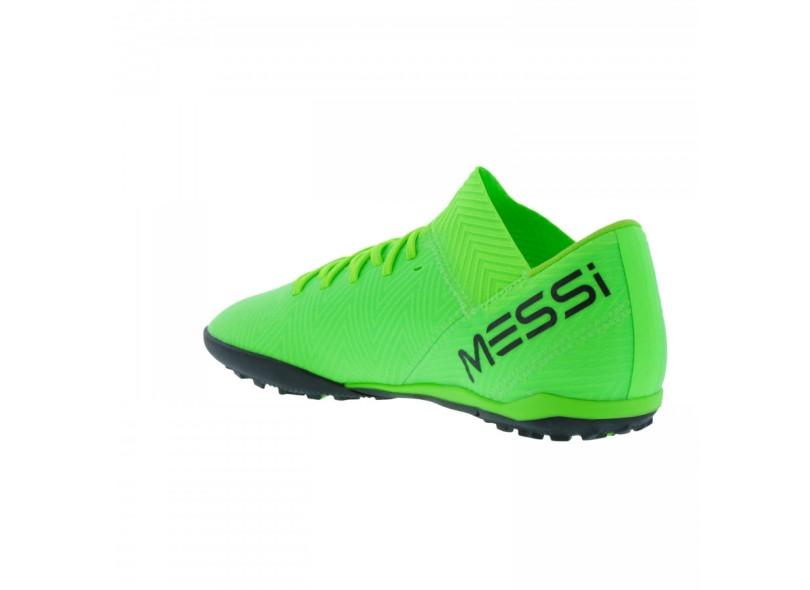 af23ca323b Chuteira Infantil Society Adidas Nemeziz Messi 18.3