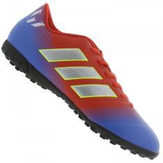 Chuteira Society Adidas Nemeziz Messi 18.4 Adulto