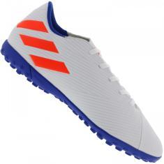 Chuteira Society Adidas Nemeziz Messi 19.4 Adulto