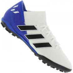Chuteira Society Adidas Nemeziz Messi Tango 18.3 Adulto 1550682eca6d4