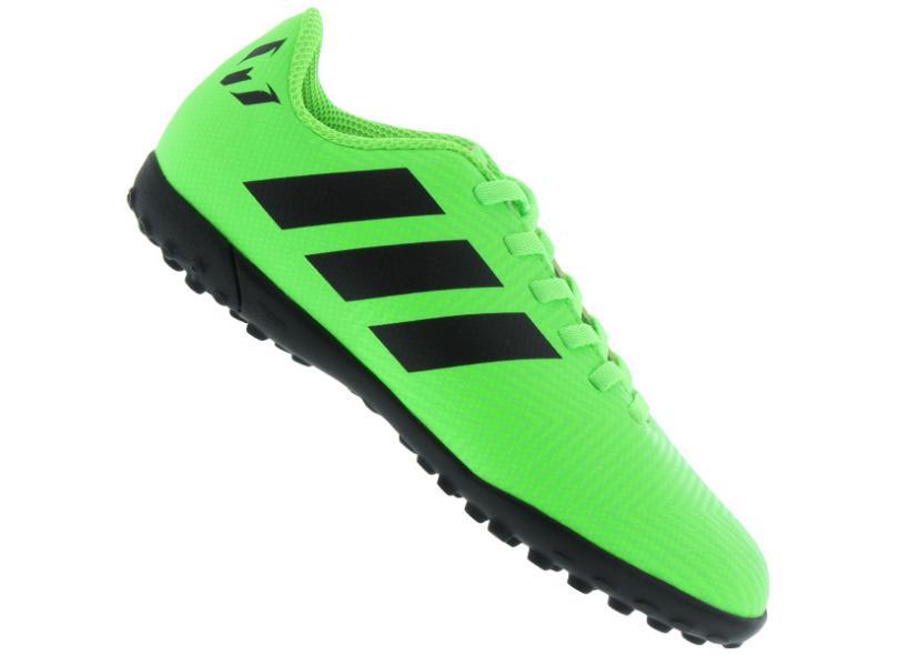 3d1da3bd19 Chuteira Infantil Society Adidas Nemeziz Messi Tango 18.4