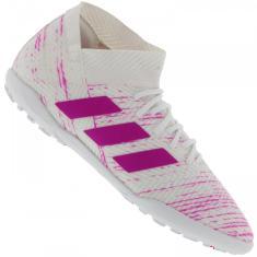 Chuteira Society Adidas Nemeziz Tango 18.3 Infantil