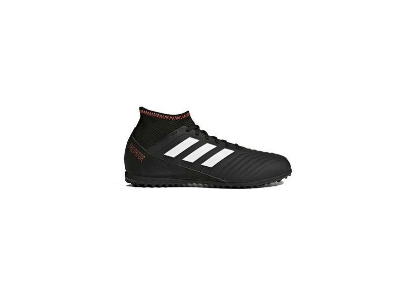 Chuteira Infantil Society Adidas Predator 18.3 c6ab803044bdd
