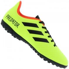 70d19ece1a849 Chuteira Society Adidas Predator 18.4 Adulto